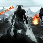 Elder Scrolls 5: Skyrim птичку жалко