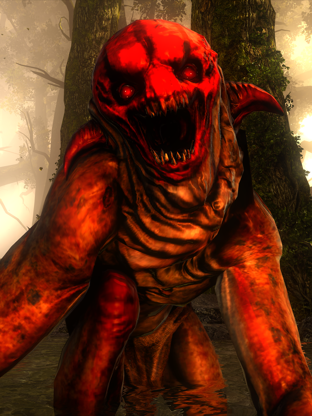 redmenace.png - Witcher 2: Assassins of Kings, the