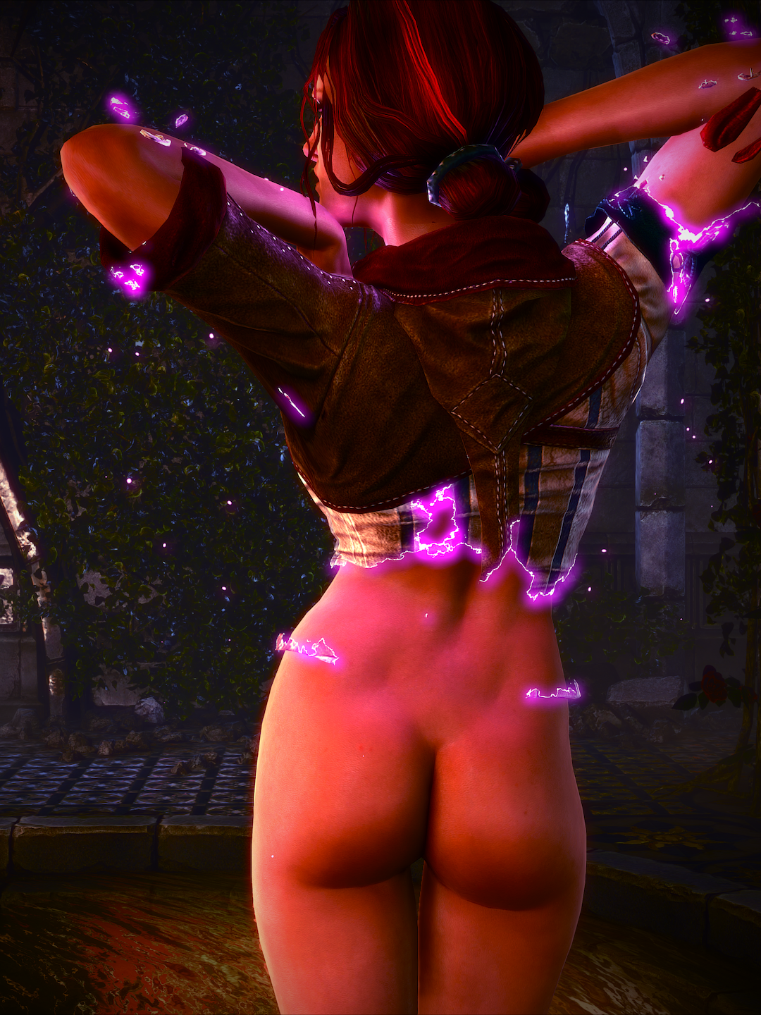 lovesexmagic.png - Witcher 2: Assassins of Kings, the