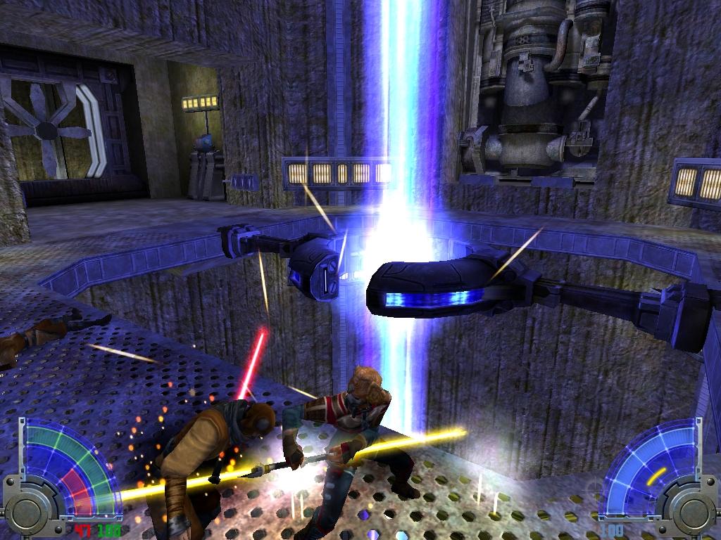 - Jedi Academy - рулез - forever - мои скрины - Star Wars: Jedi Knight - Jedi Academy