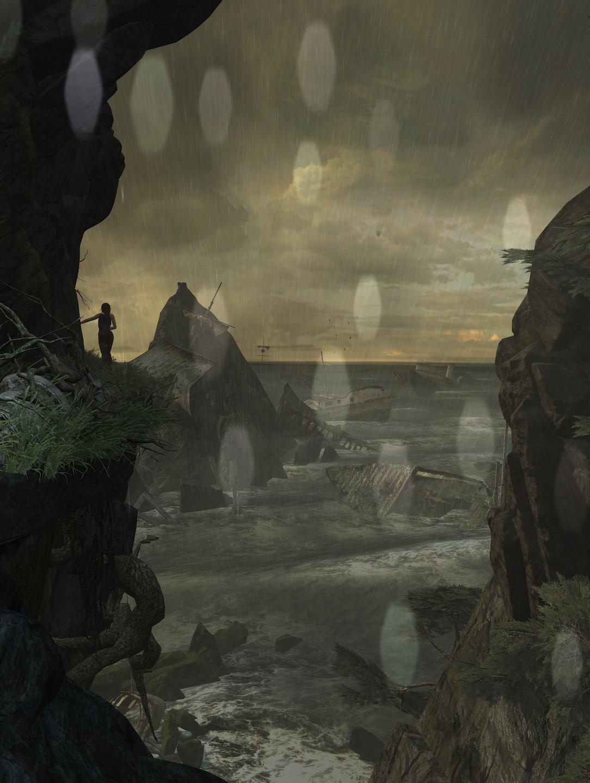 horizon.png - Tomb Raider (2013)
