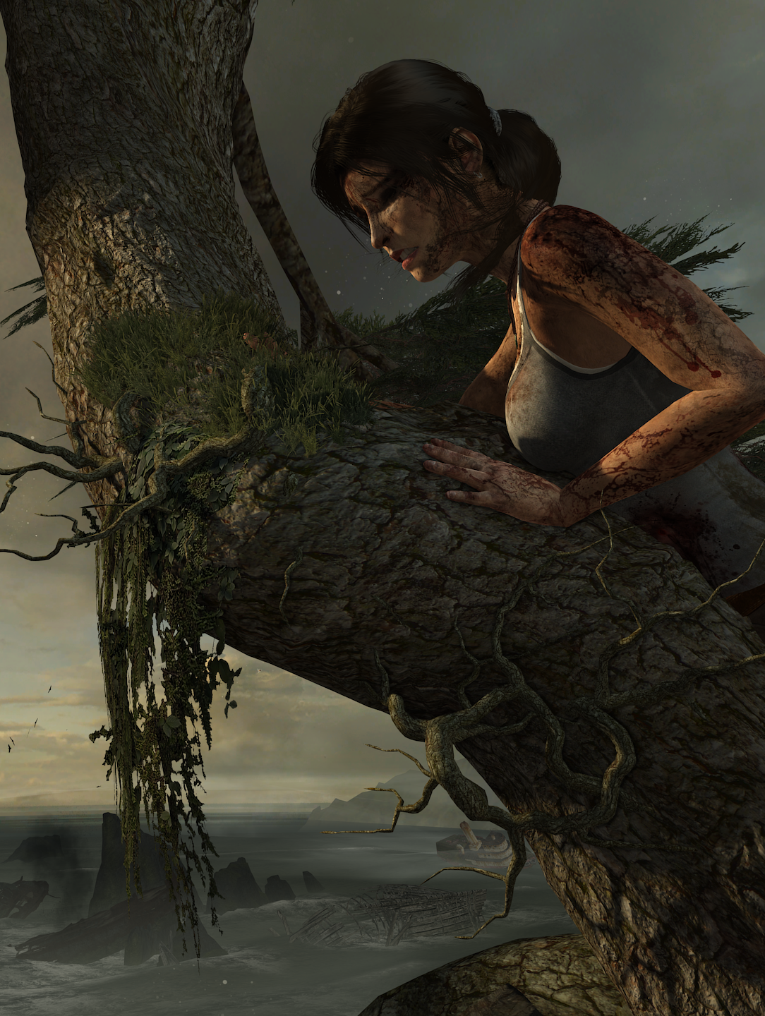 roots.png - Tomb Raider (2013)