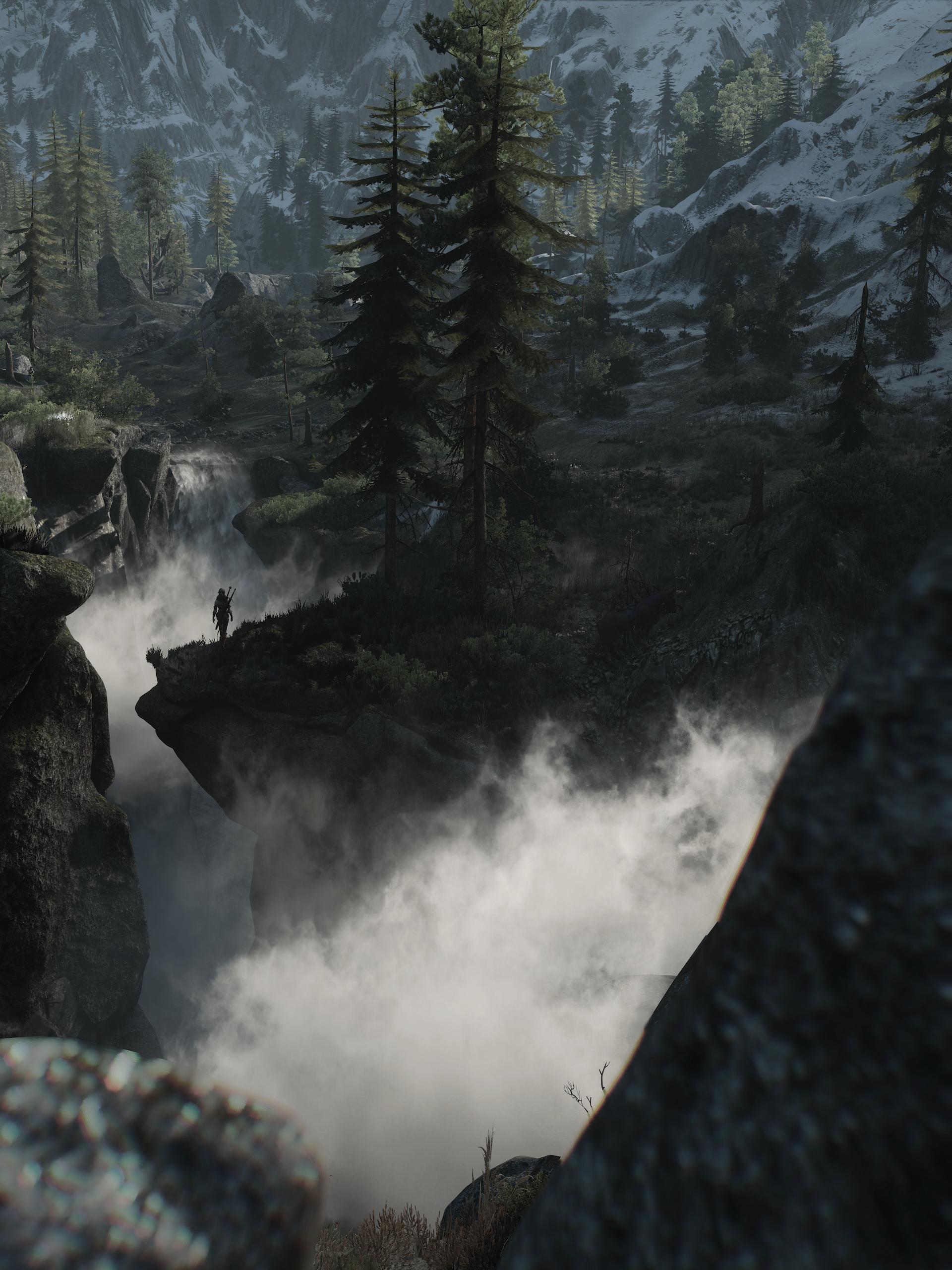 belowusonlysky.png - Witcher 3: Wild Hunt, the