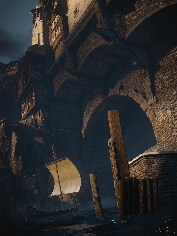 goingunderground.png - Witcher 3: Wild Hunt, the
