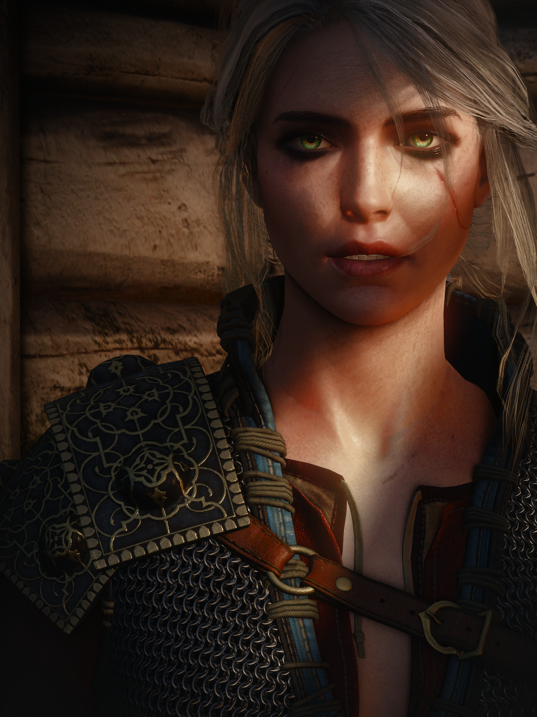heirstyle.png - Witcher 3: Wild Hunt, the