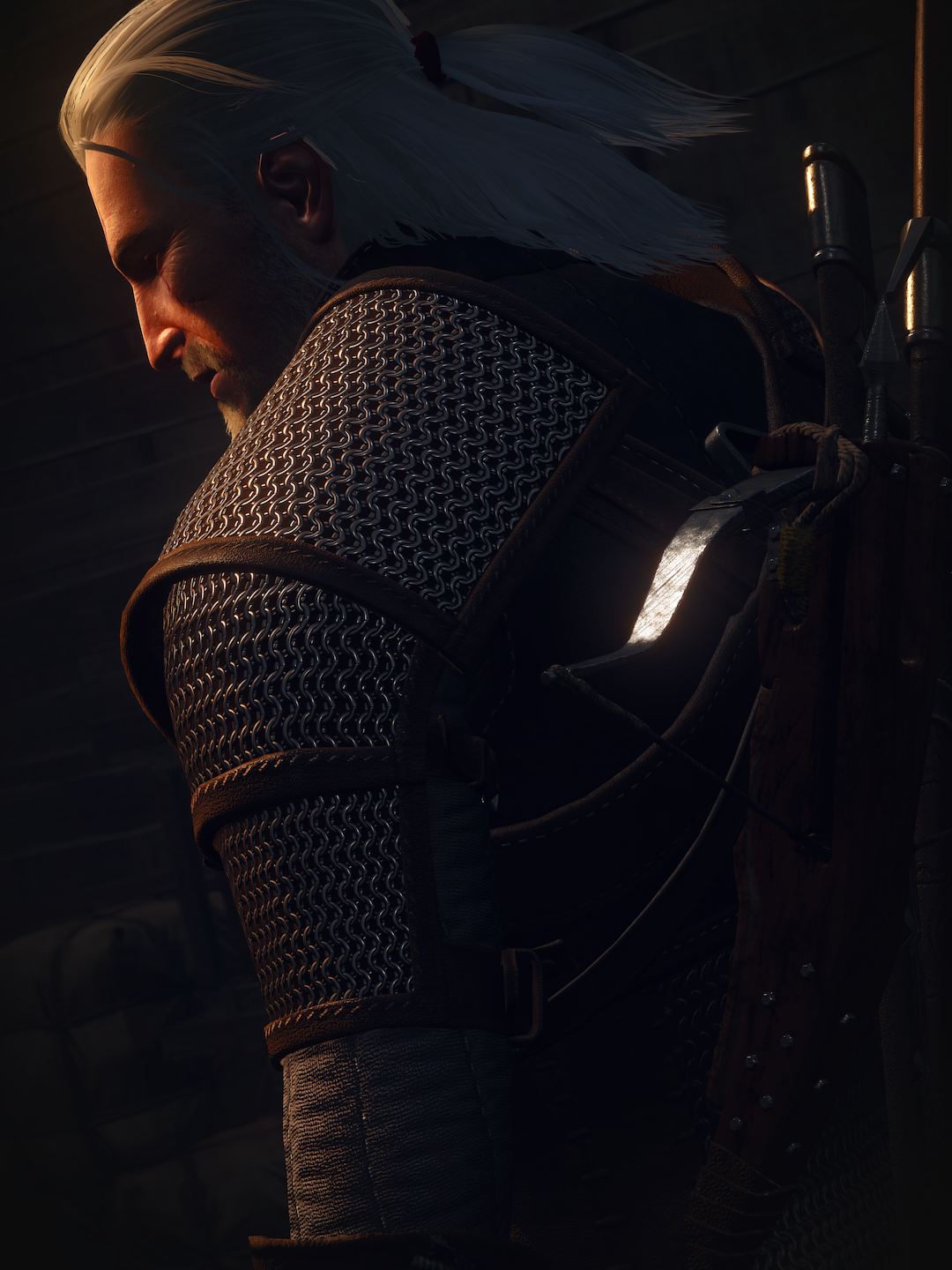 lonewolf.png - Witcher 3: Wild Hunt, the