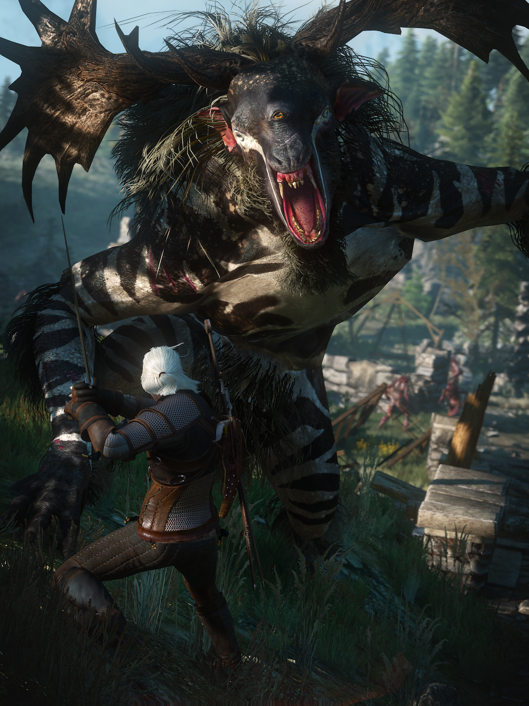 monstermash.png - Witcher 3: Wild Hunt, the