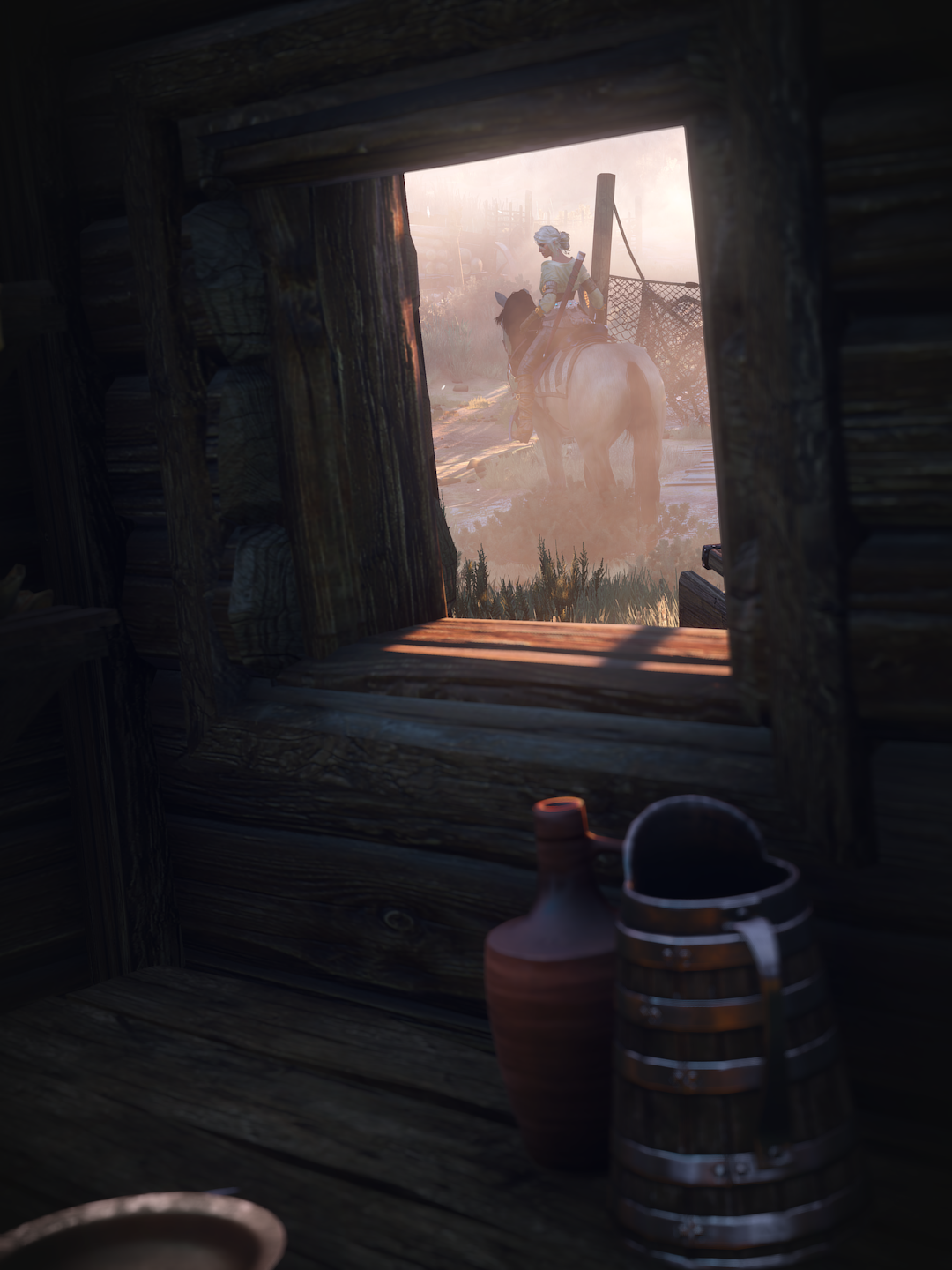 visitor.png - Witcher 3: Wild Hunt, the