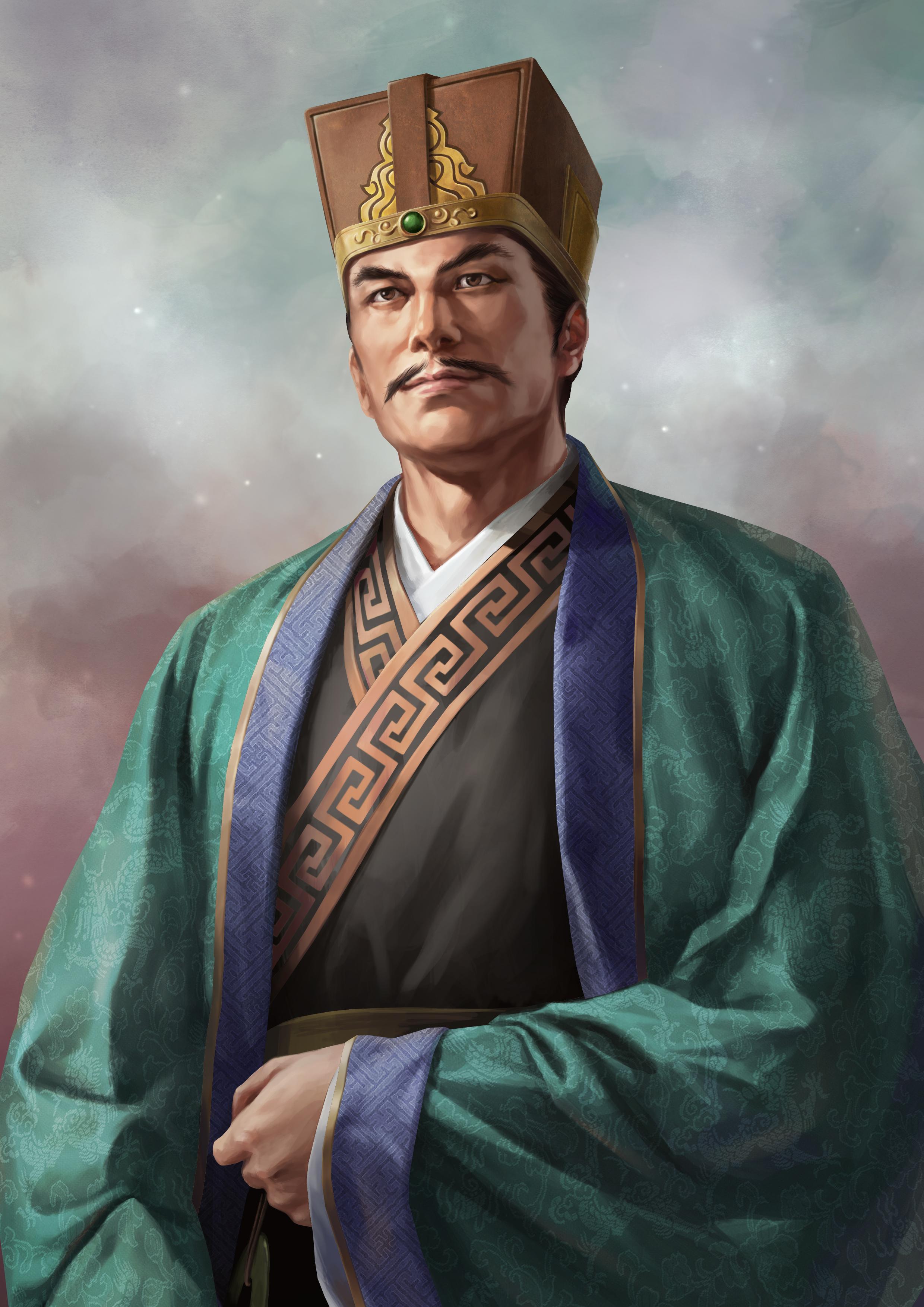 Лу Су - Romance of the Three Kingdoms 14