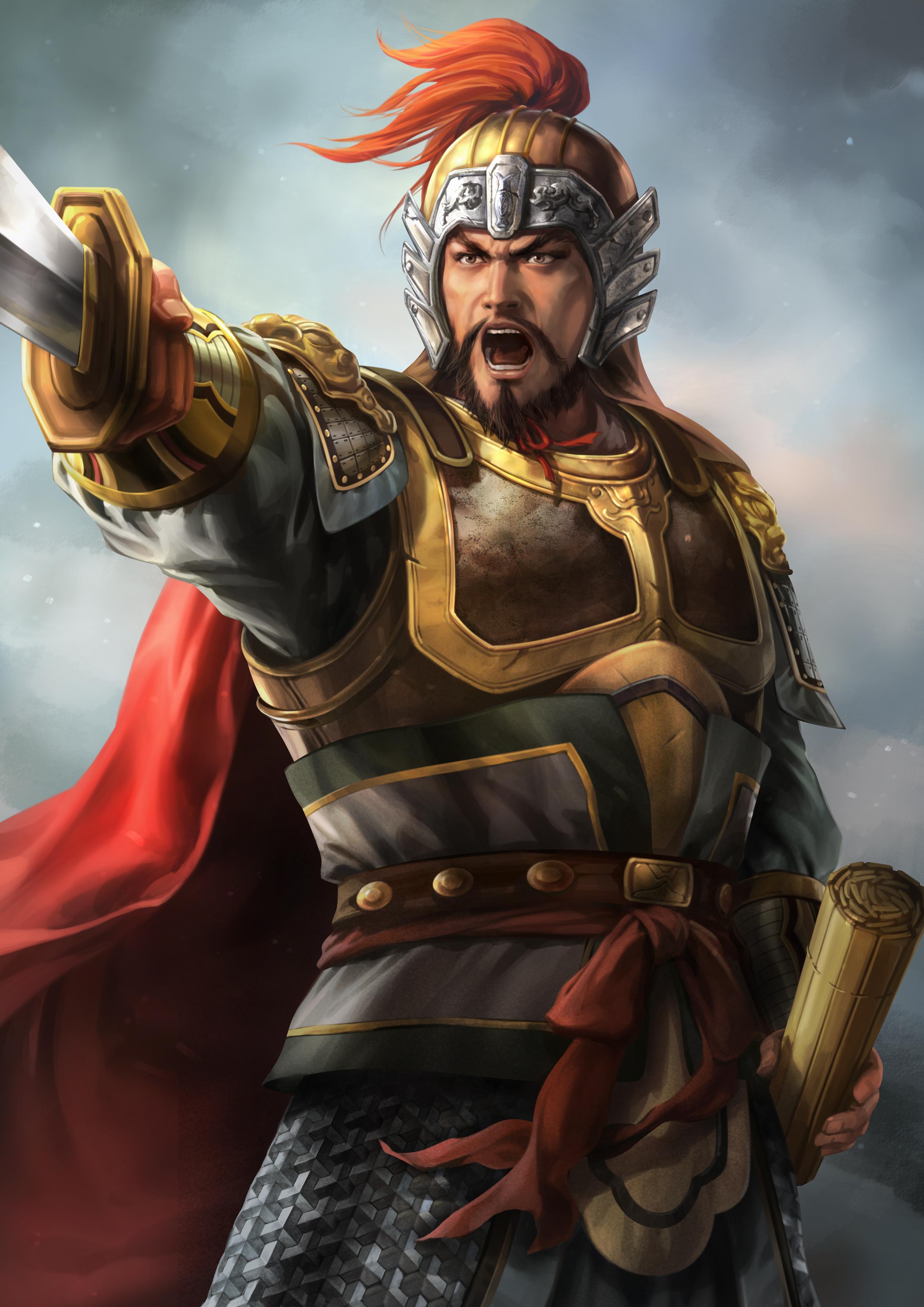 Люй Мэн - Romance of the Three Kingdoms 14