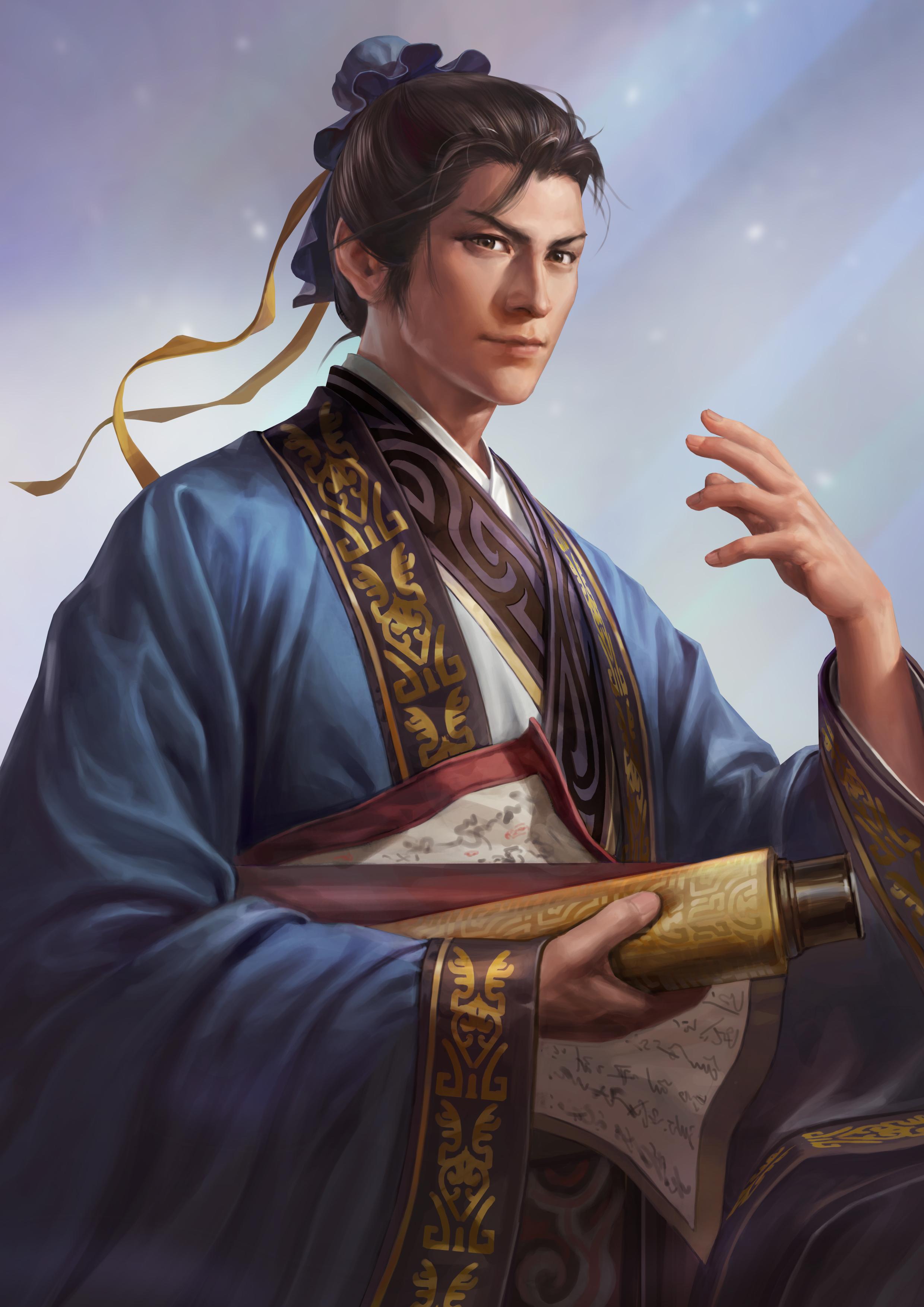 Го Цзя - Romance of the Three Kingdoms 14