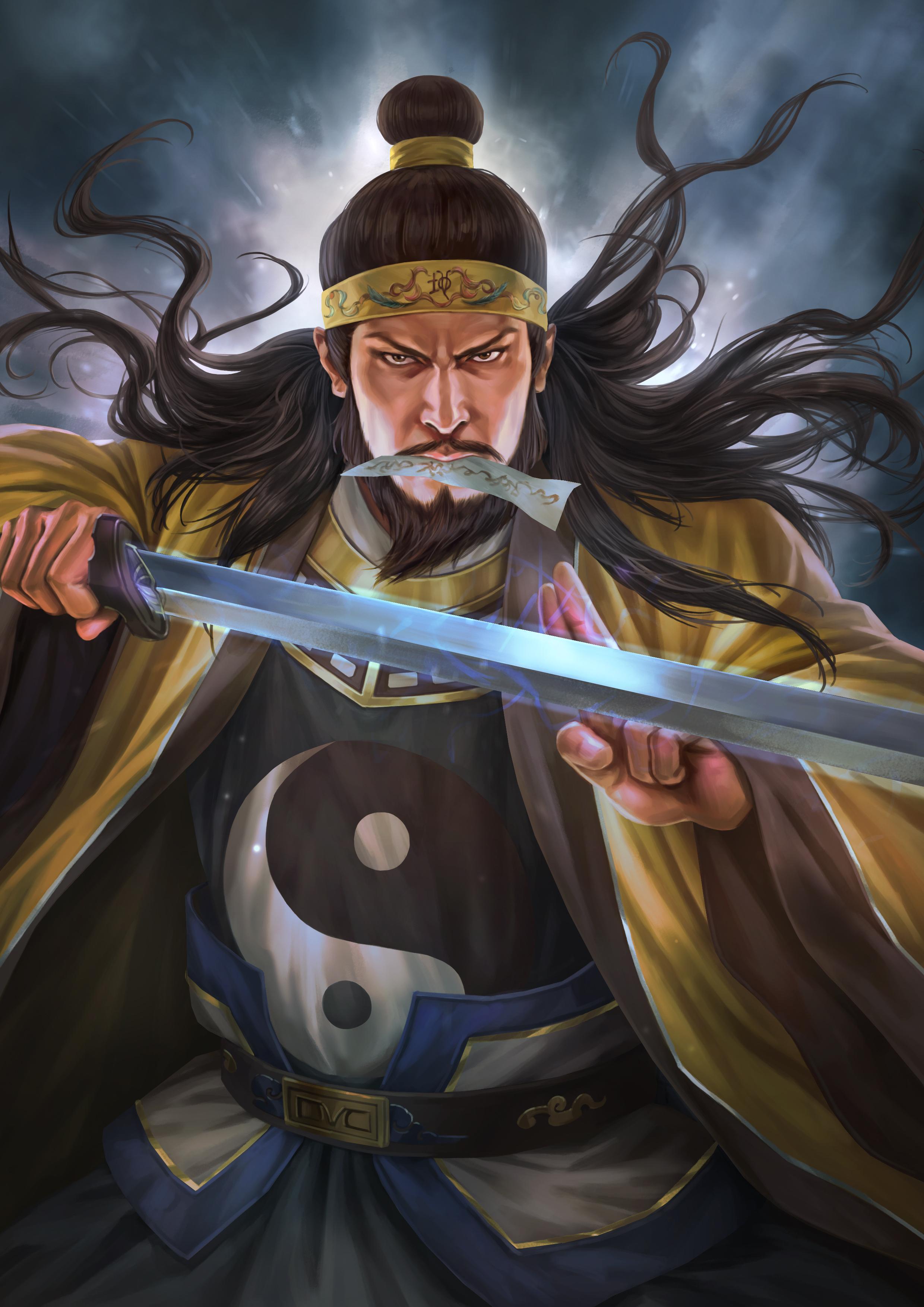 Чжан Бао - Romance of the Three Kingdoms 14