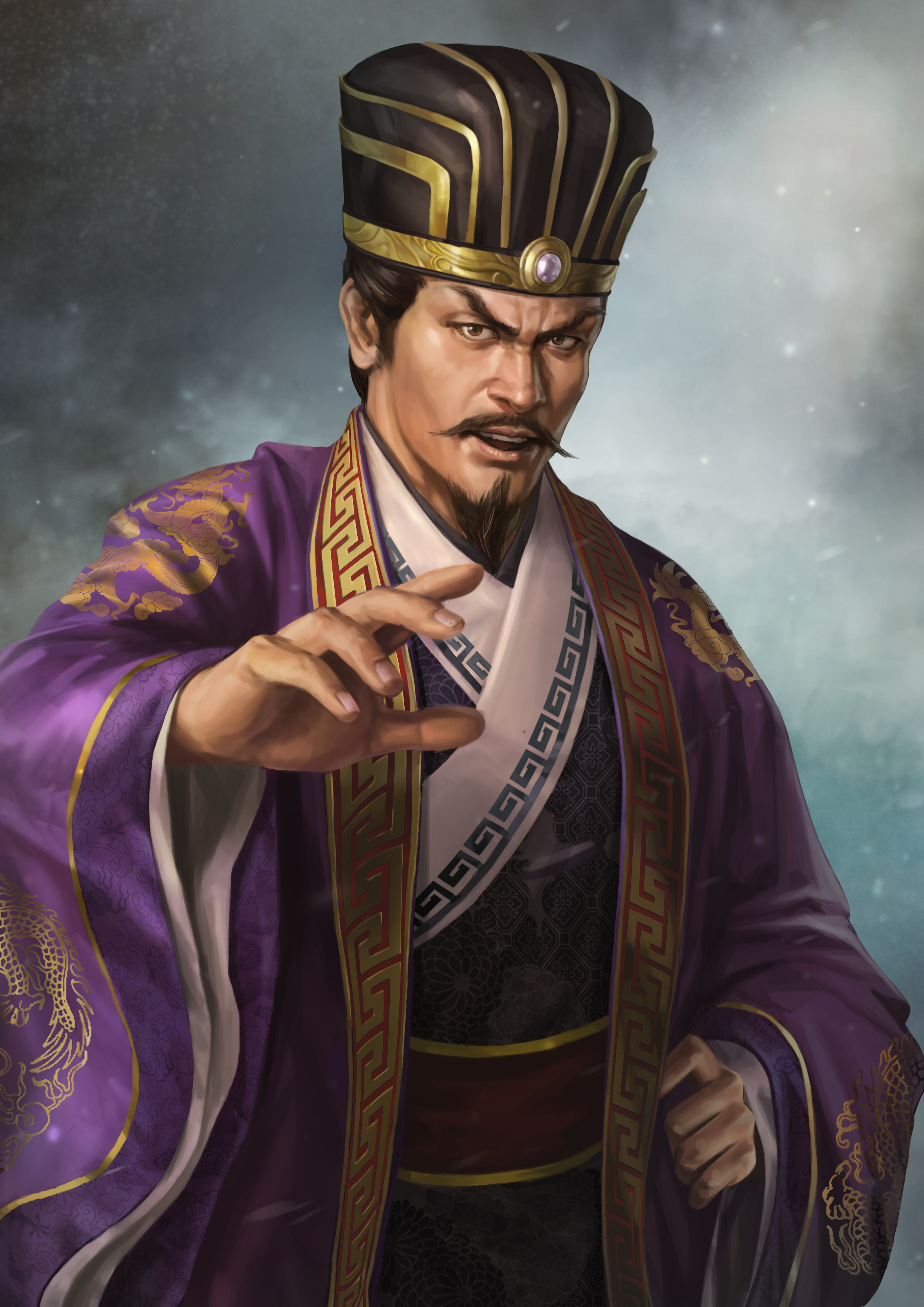 Юань Шу - Romance of the Three Kingdoms 14