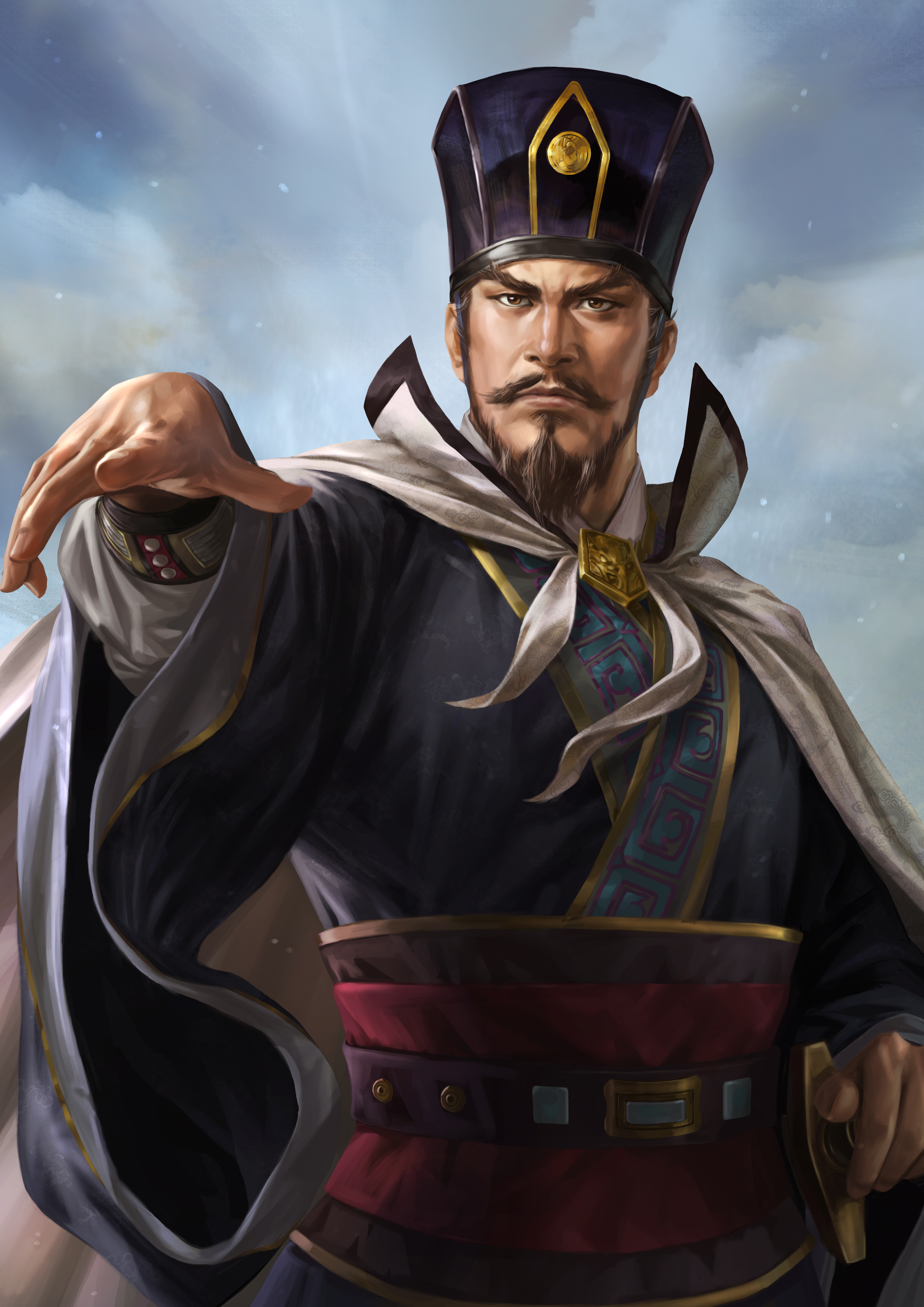 Сыма И - Romance of the Three Kingdoms 14