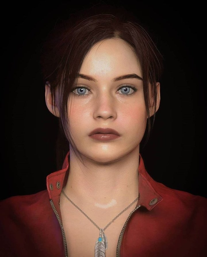 Qv37Gcf_f5Y.jpg - Resident Evil 2 Клэр Редфилд