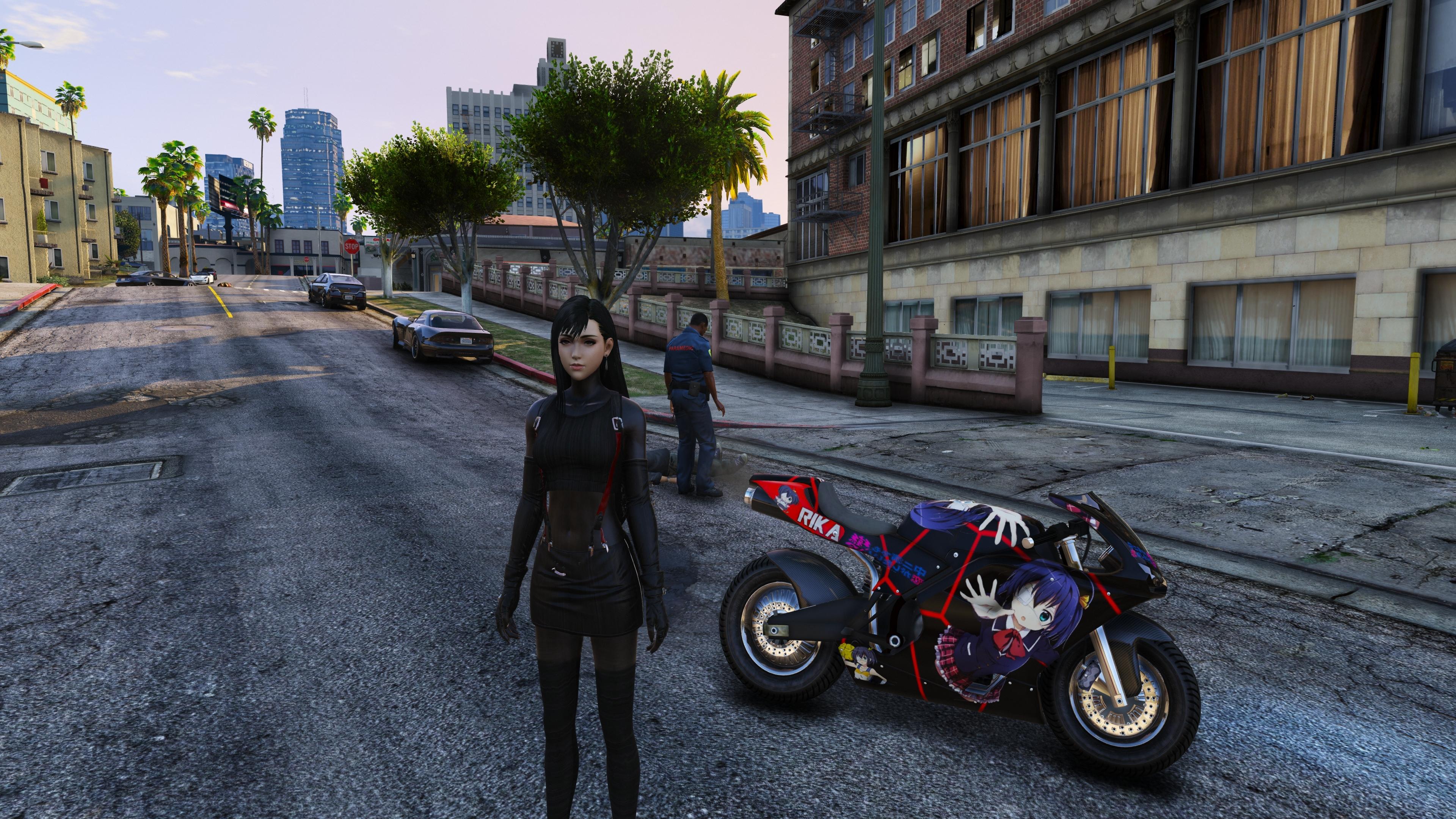 TIFA - Grand Theft Auto 5