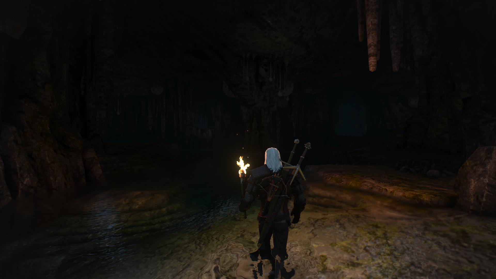 Пещера - Witcher 3: Wild Hunt, the