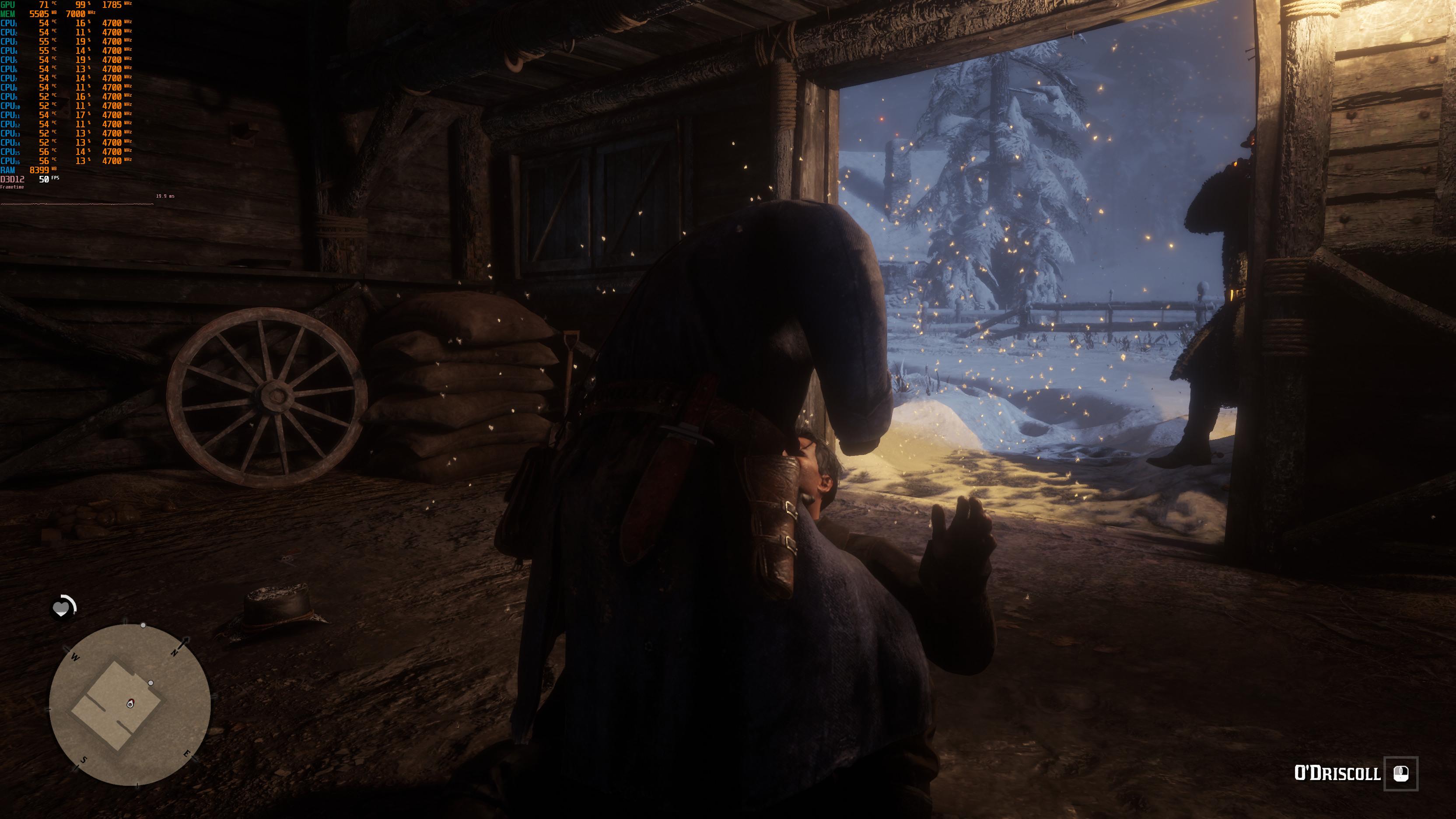 Максимальные настройки графики - Red Dead Redemption 2