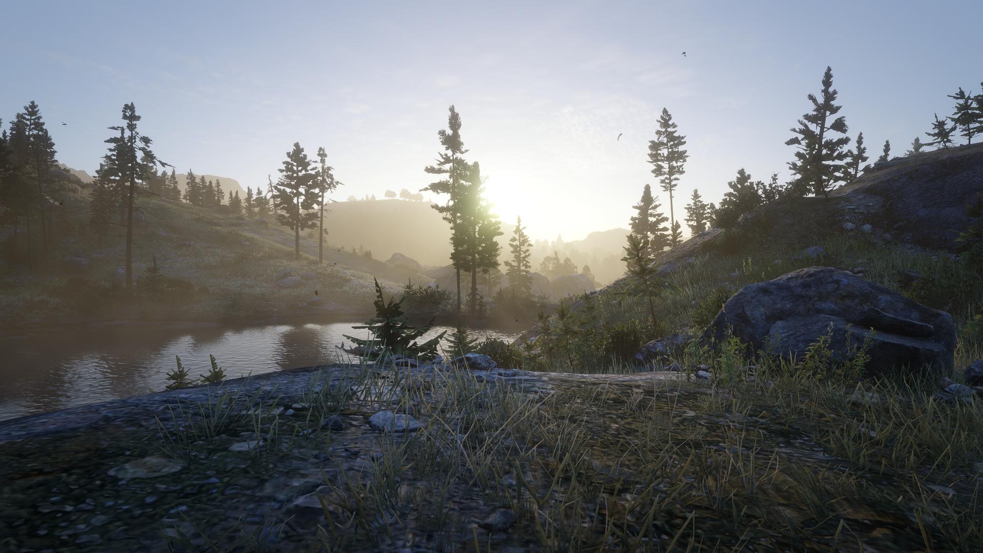 Природа - Red Dead Redemption 2