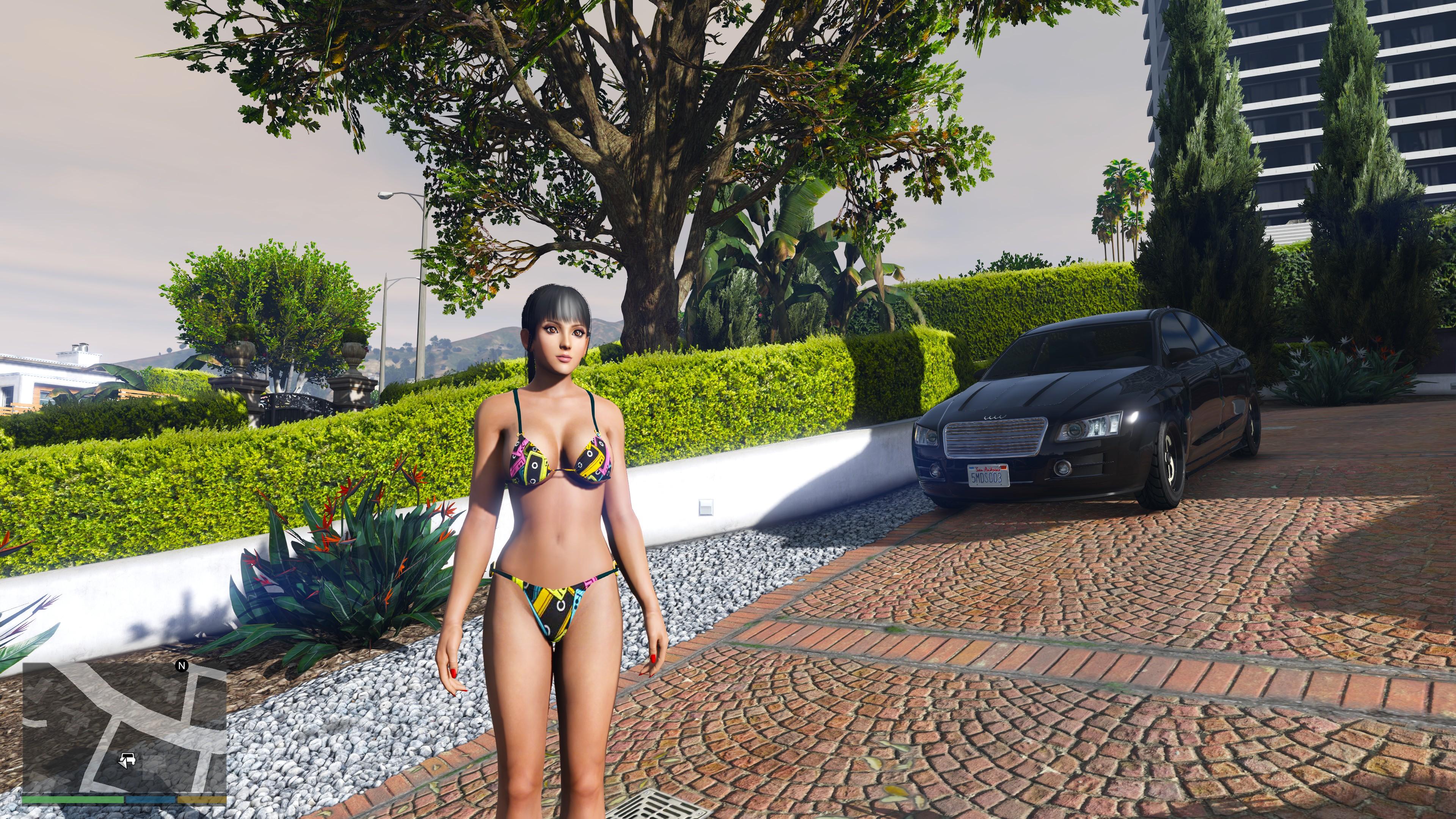 MIA - Grand Theft Auto 5