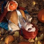 Witcher 3: Wild Hunt Осенняя Триссочка