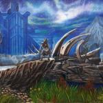 Elder Scrolls 5: Skyrim Мой арт по Скайриму