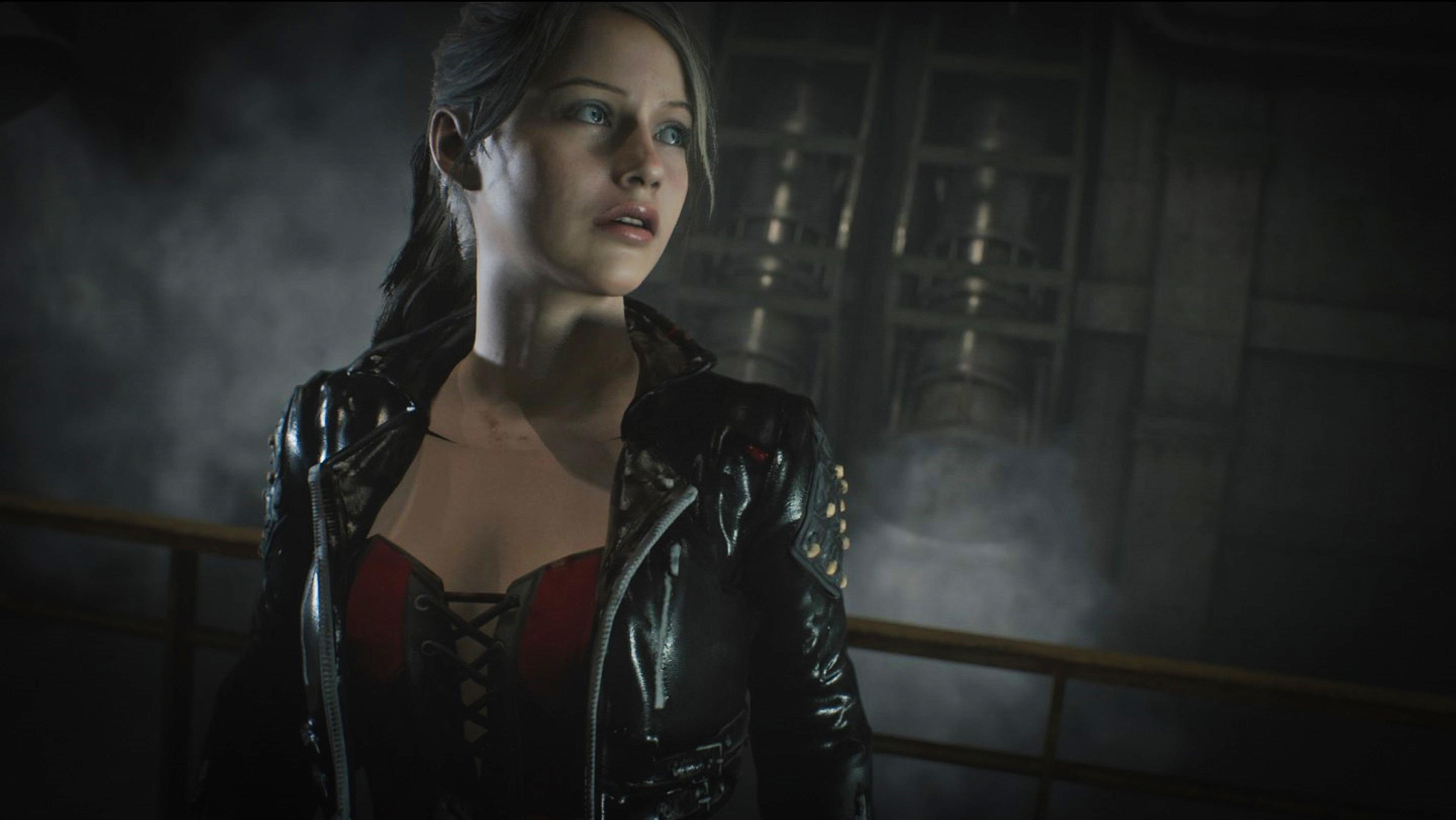 Resident Evil 2 Remake - Клэр - Resident Evil 2