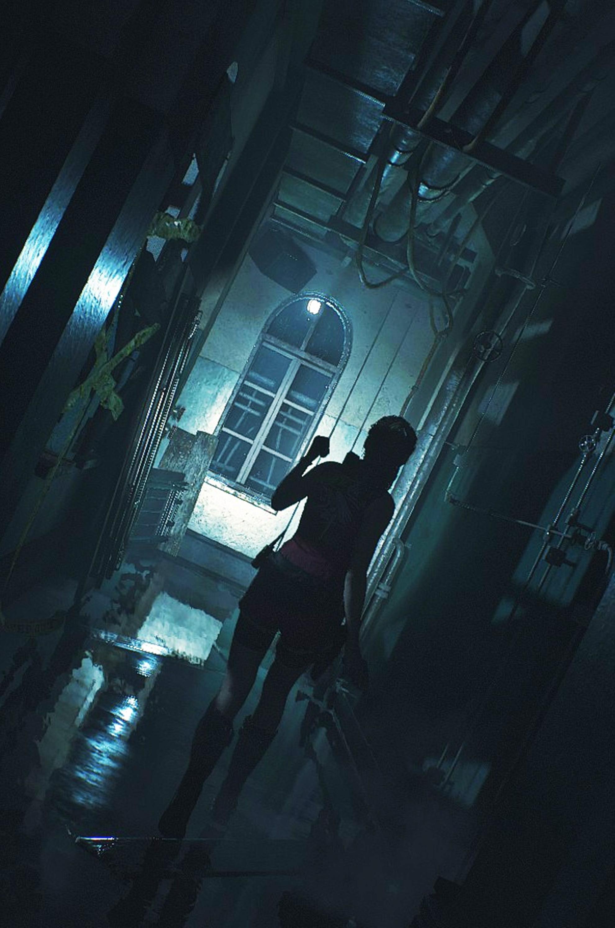 RESIDENT EVIL 2 / BIOHAZARD RE:2 скриншот - Resident Evil 2