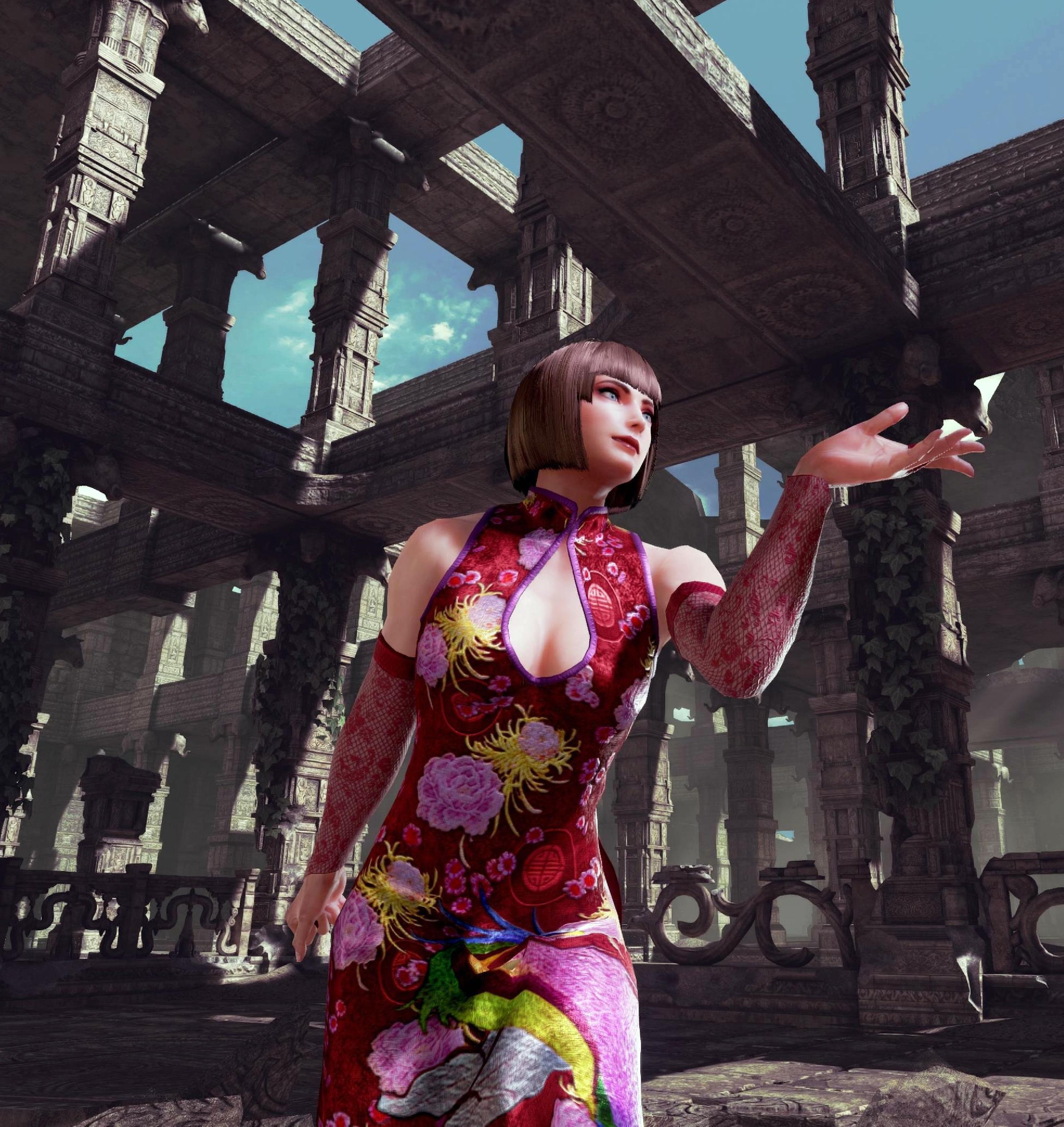 Tekken 7 Anna Williams - Tekken 7