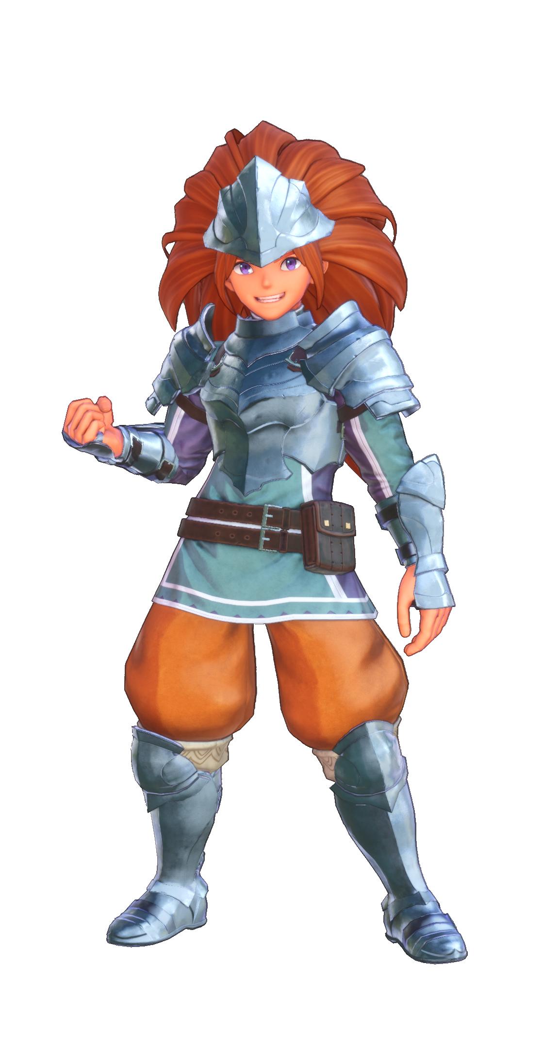 Рыцарь - Trials of Mana