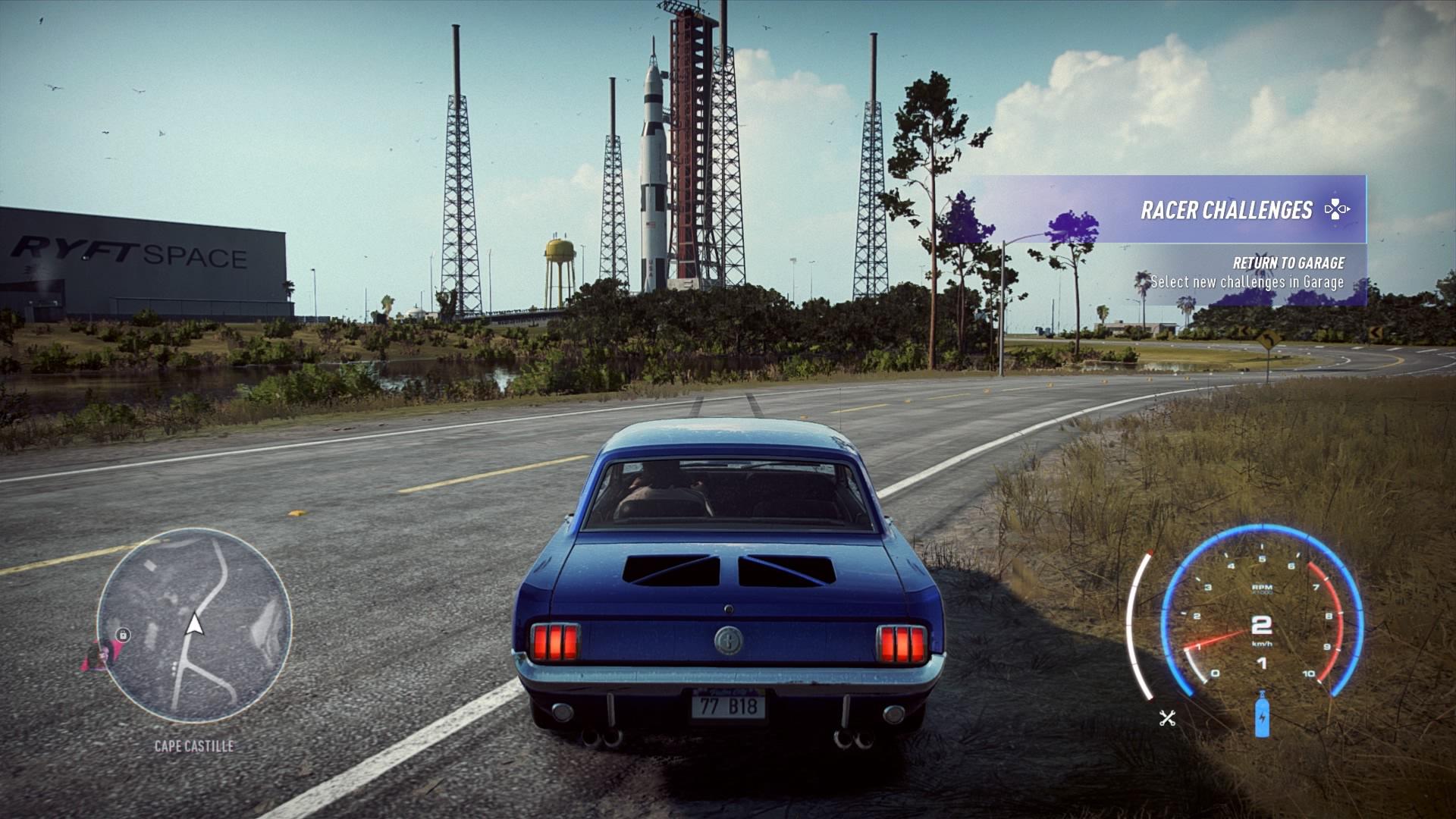 Геймплей - Need for Speed: Heat