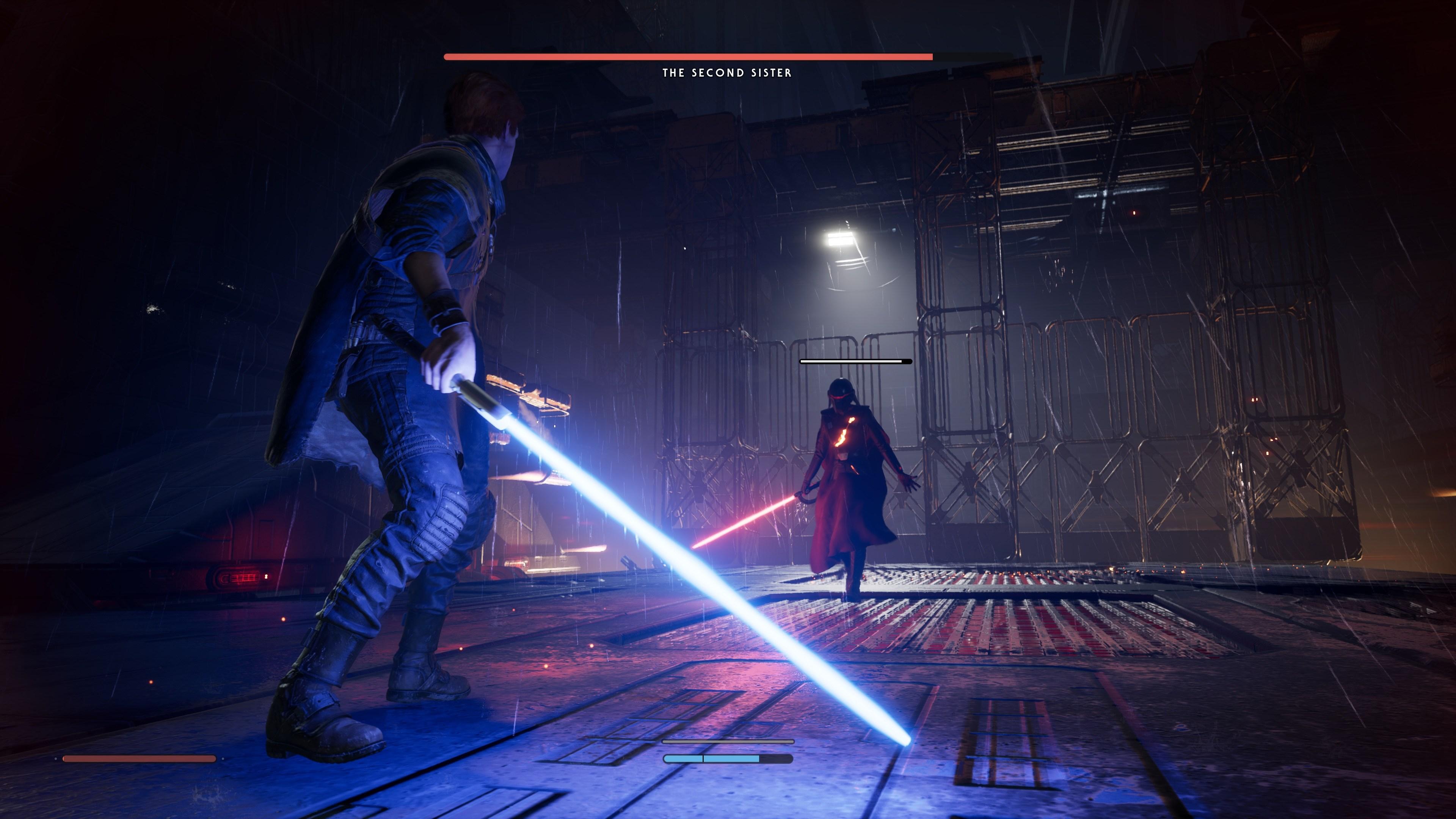 Максимальные настройки графики [4K] - Star Wars Jedi: Fallen Order