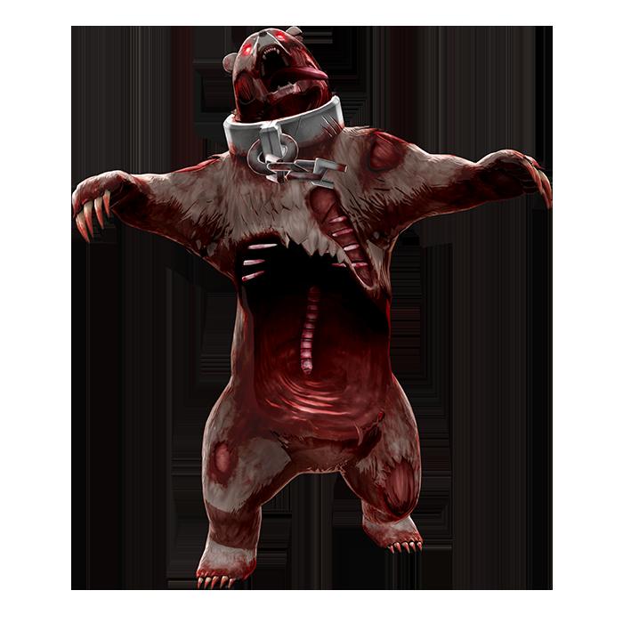 Зомби-медведь - Onechanbara Origin
