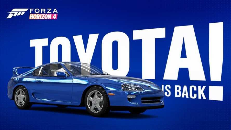 Toyota Supra - Forza Horizon 4