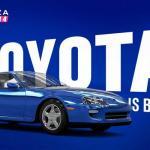 Forza Horizon 4 Toyota Supra