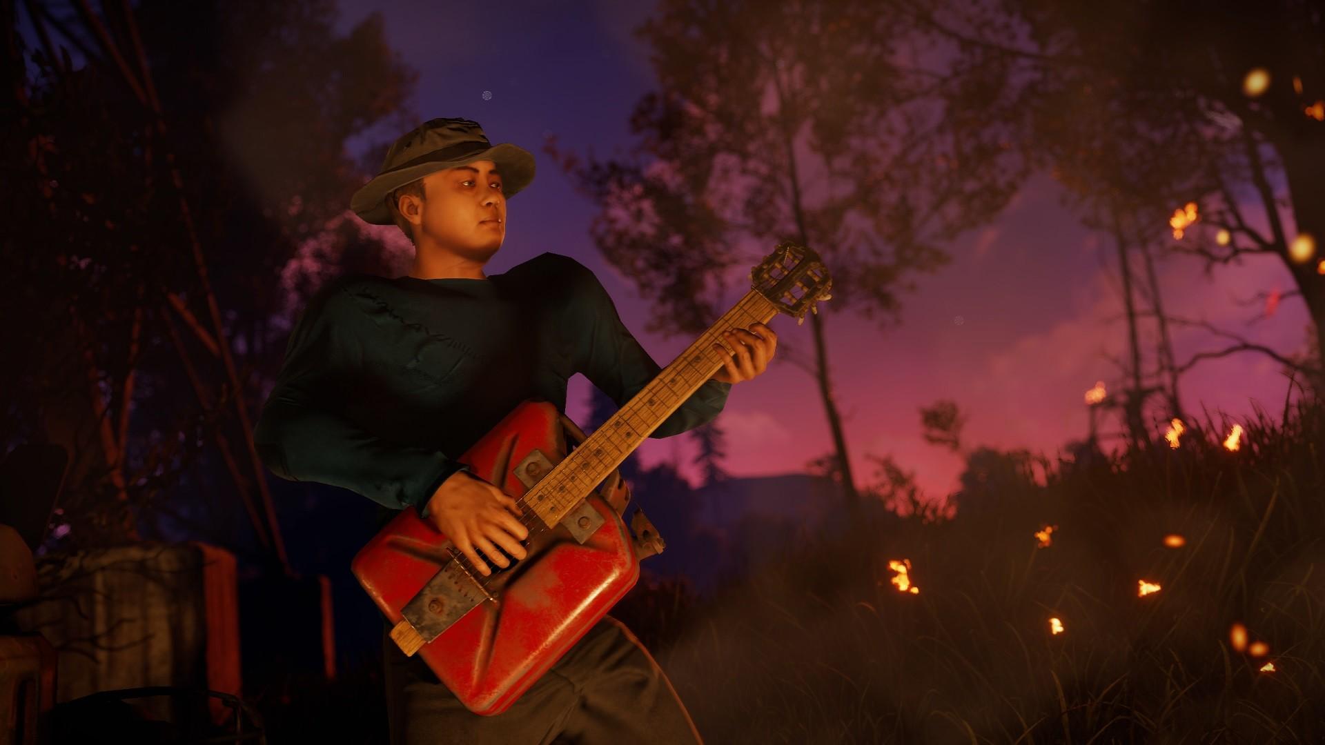 Музыкальные инструменты - Rust