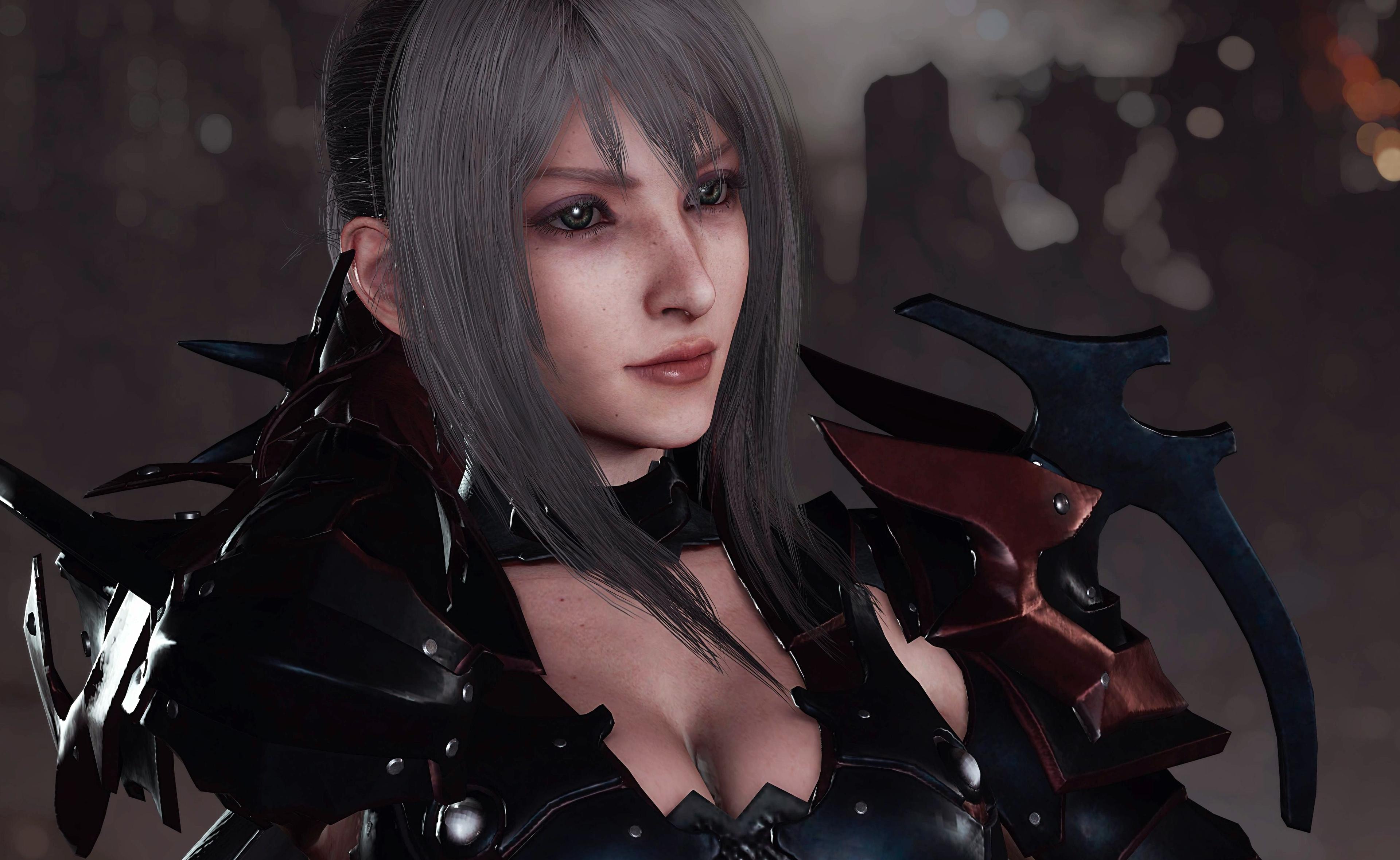 Final Fantasy 15 - Аранея Хайвинд - Final Fantasy 15