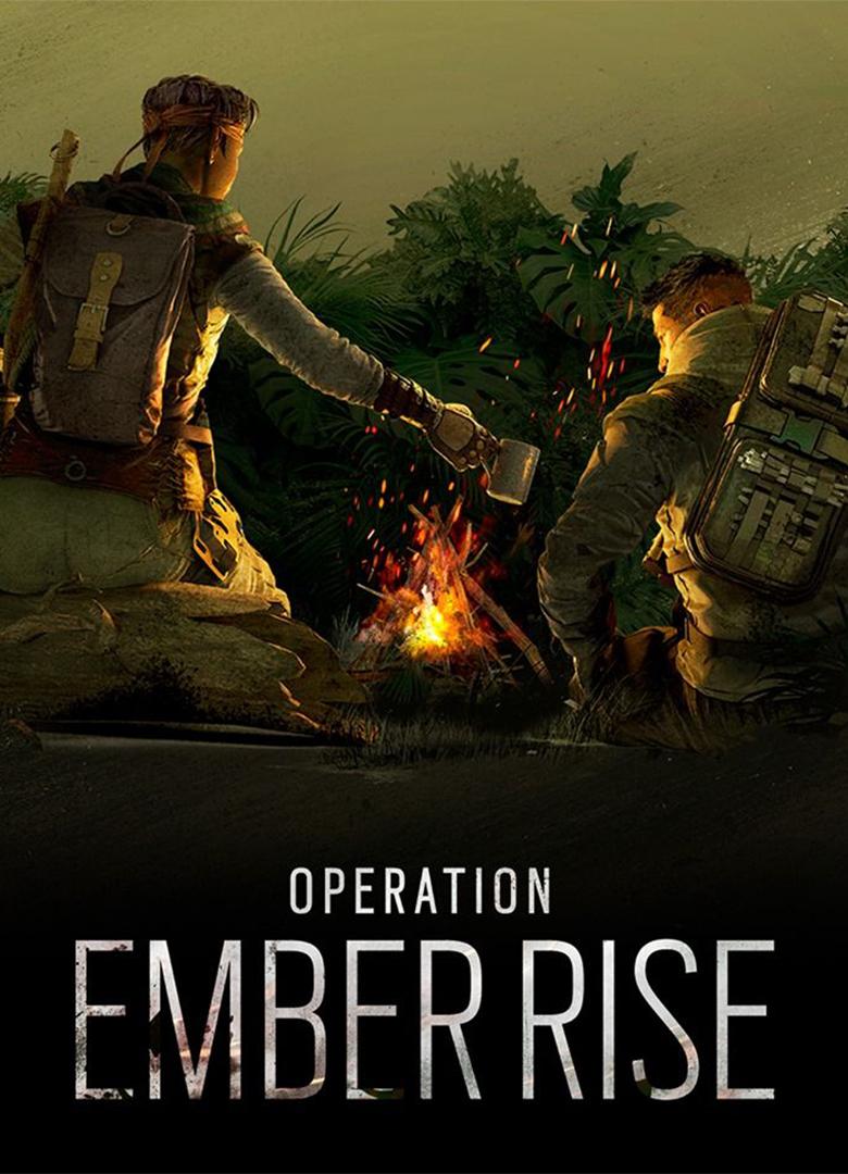 Обложка - Tom Clancy's Rainbow Six: Siege