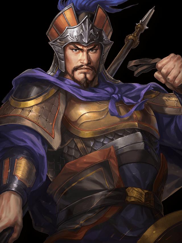 Чжан Ляо - Romance of the Three Kingdoms 14