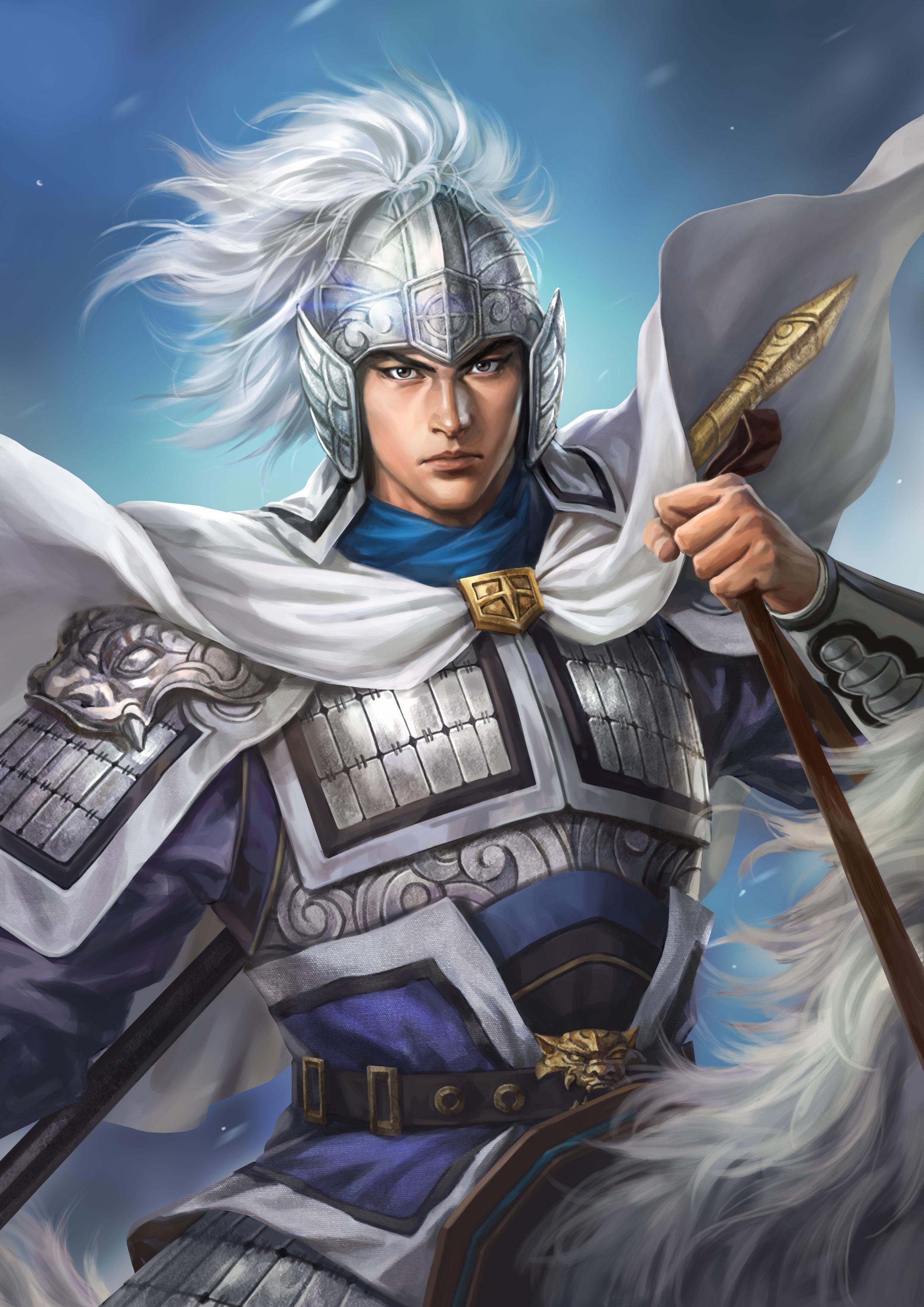 Чжао Юнь - Romance of the Three Kingdoms 14