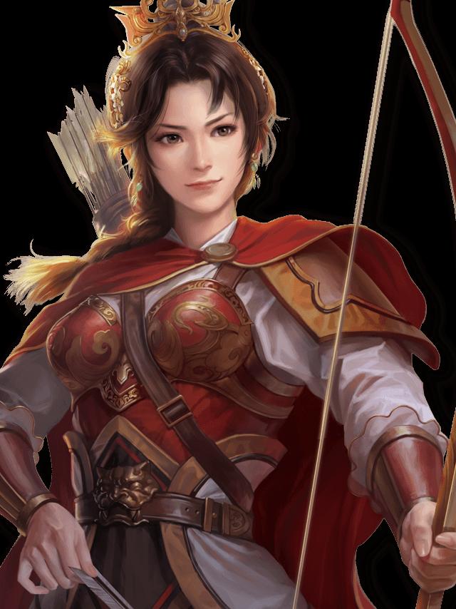 Леди Сан - Romance of the Three Kingdoms 14