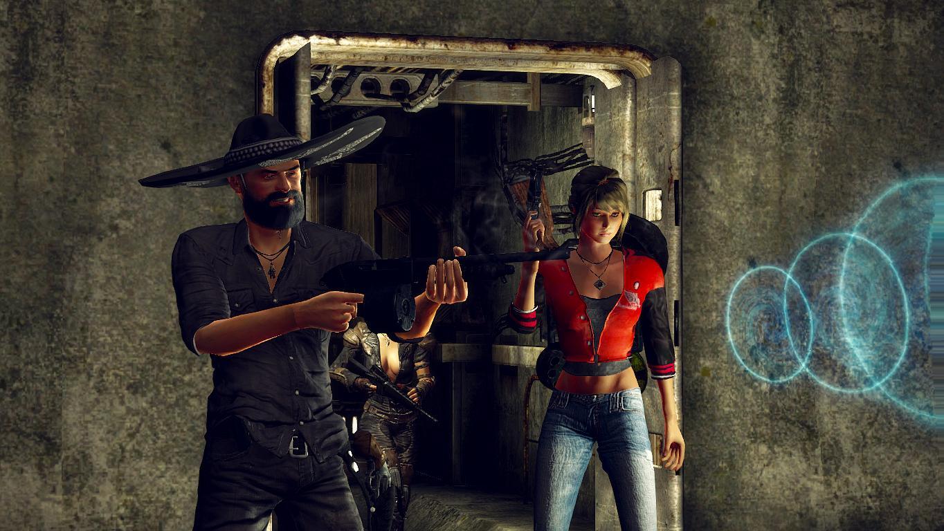 Рободруг. - Fallout: New Vegas
