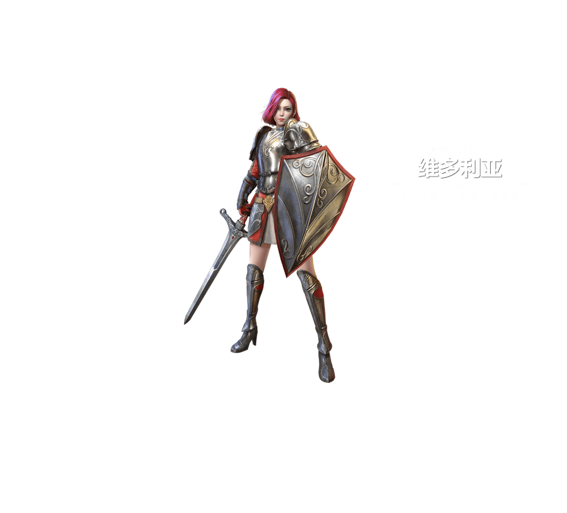 Герой - Blood of Steel