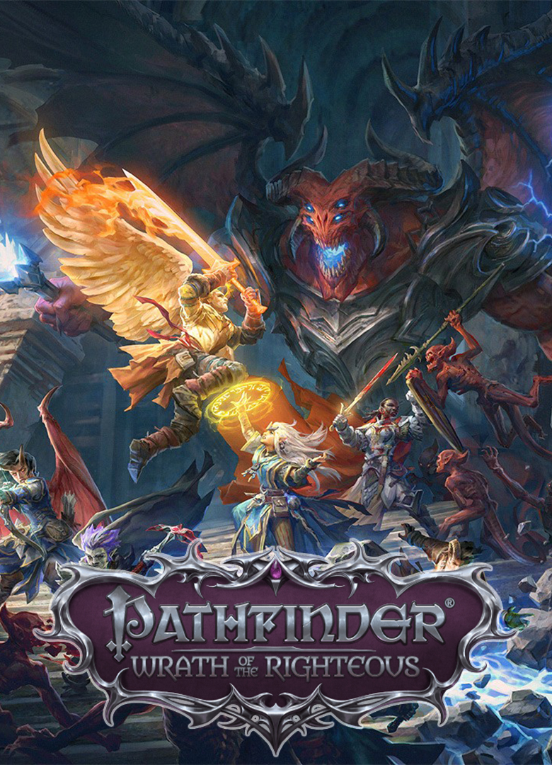 Обложка - Pathfinder: Wrath of the Righteous