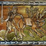 Witcher 3: Wild Hunt Стилизация под средневековый лубок