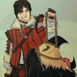 Witcher 3: Wild Hunt Эскель с трофеем