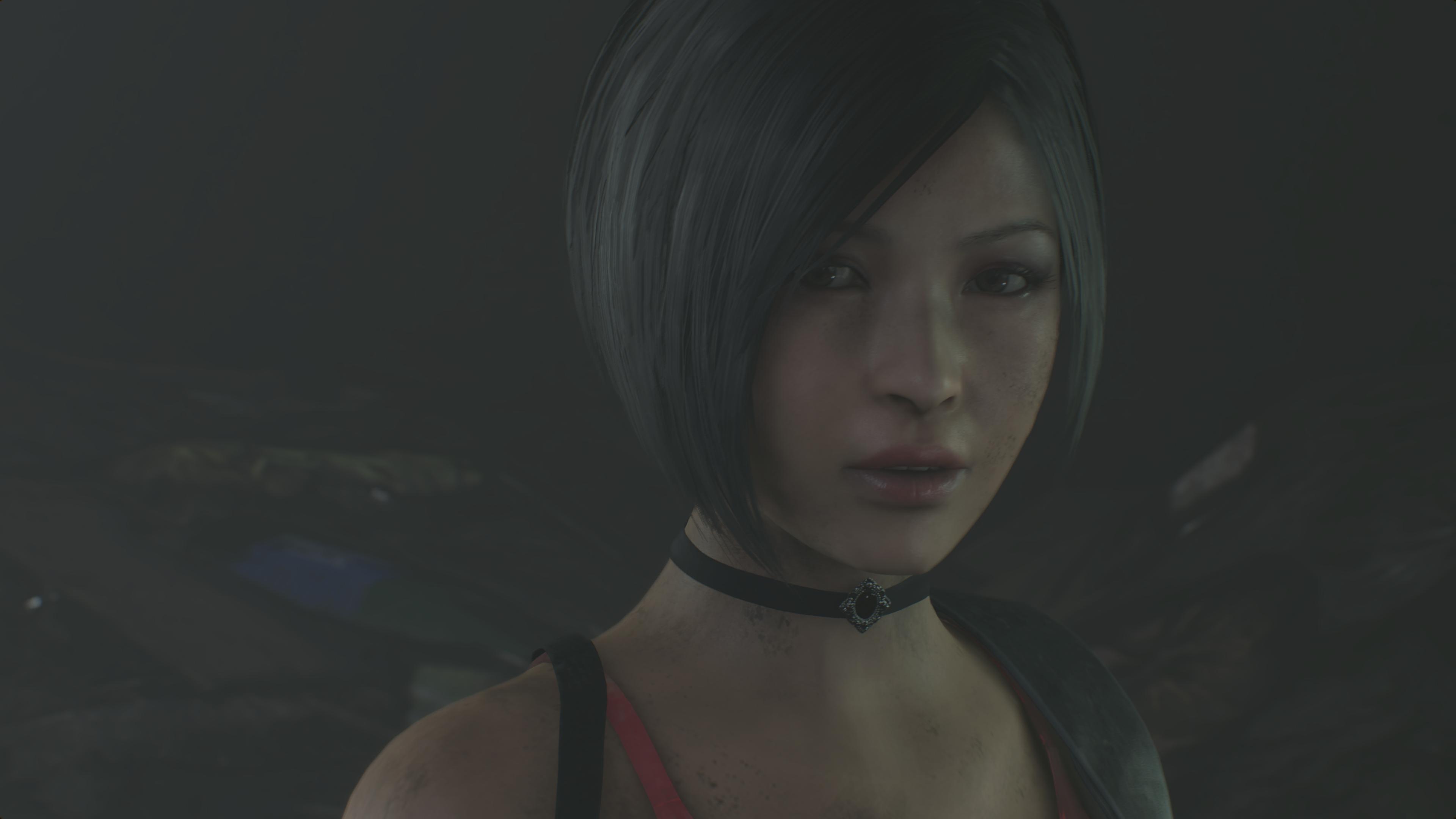 Resident Evil 2 Remake - Ада 4k ultra graphics Nvidia GeForce RTX 2080 - Resident Evil 2