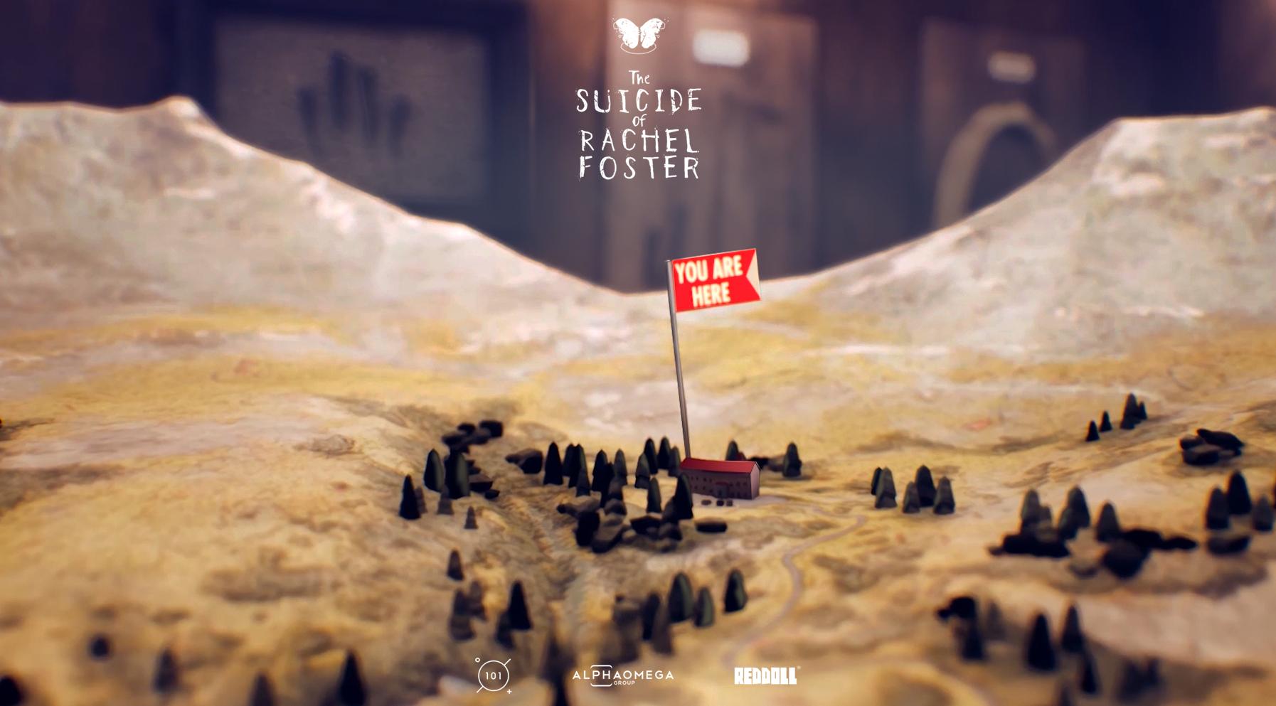 Геймплей - The Suicide of Rachel Foster
