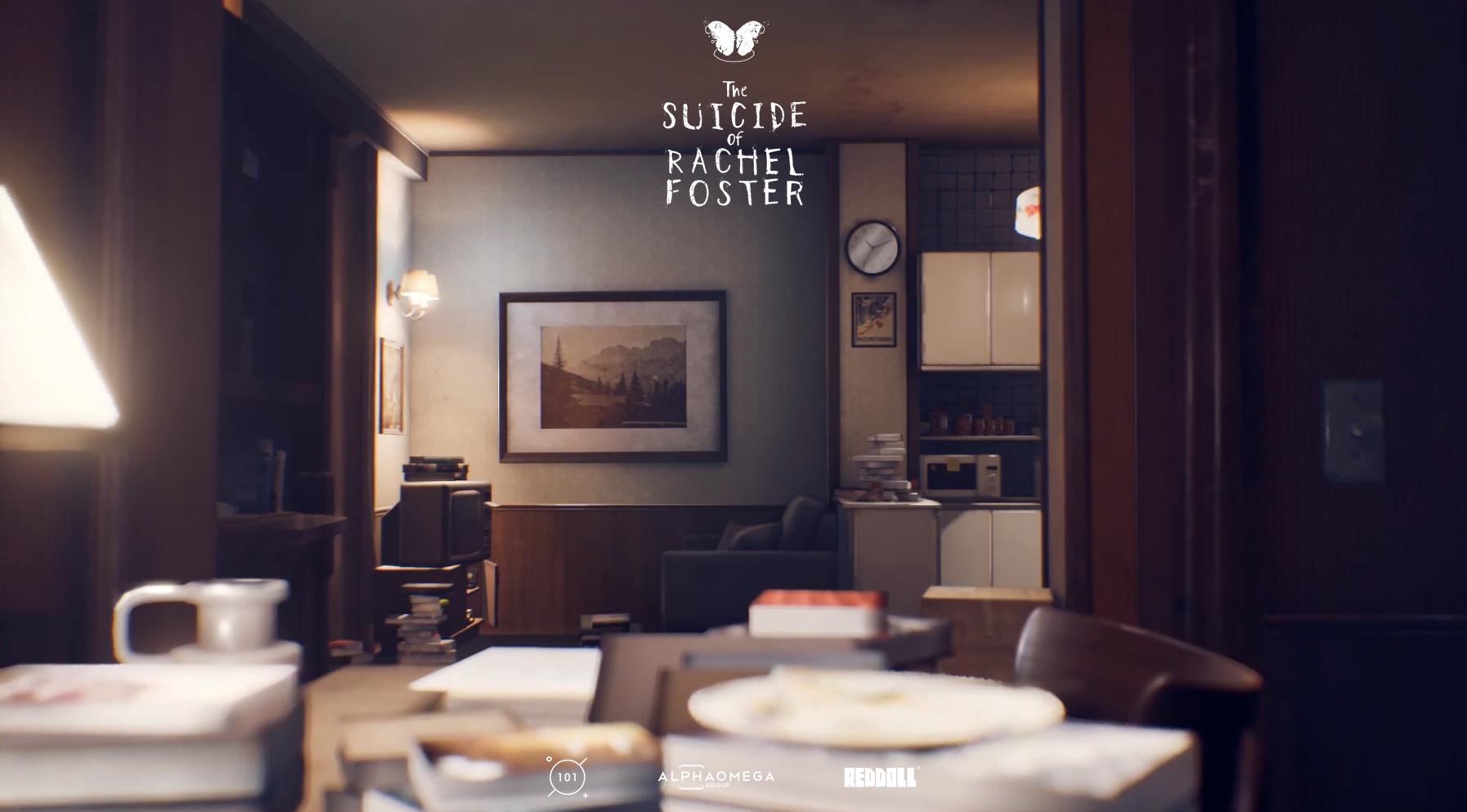 Геймплей - Suicide of Rachel Foster, the