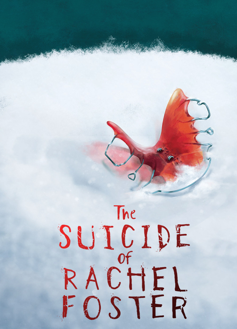 Обложка - Suicide of Rachel Foster, the